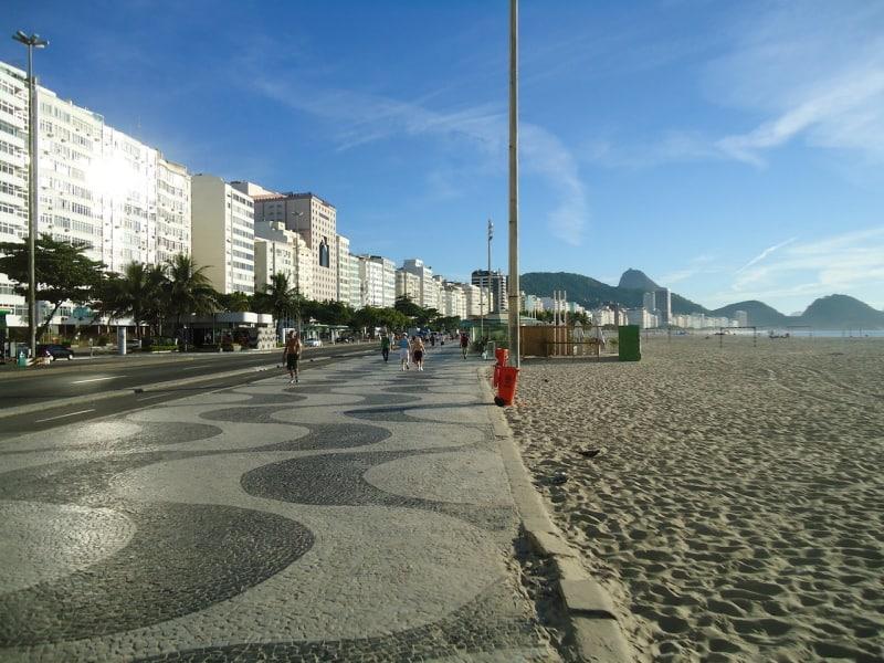 America Easy Rio de Janeiro 1