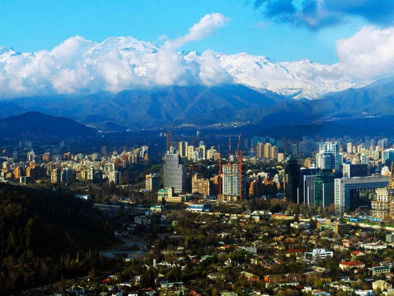America Easy Santiago