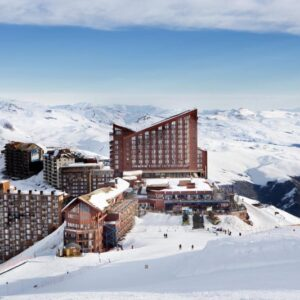 America Easy Valle Nevado