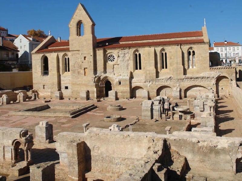 Coimbra Mosteiro da Raínha Santa