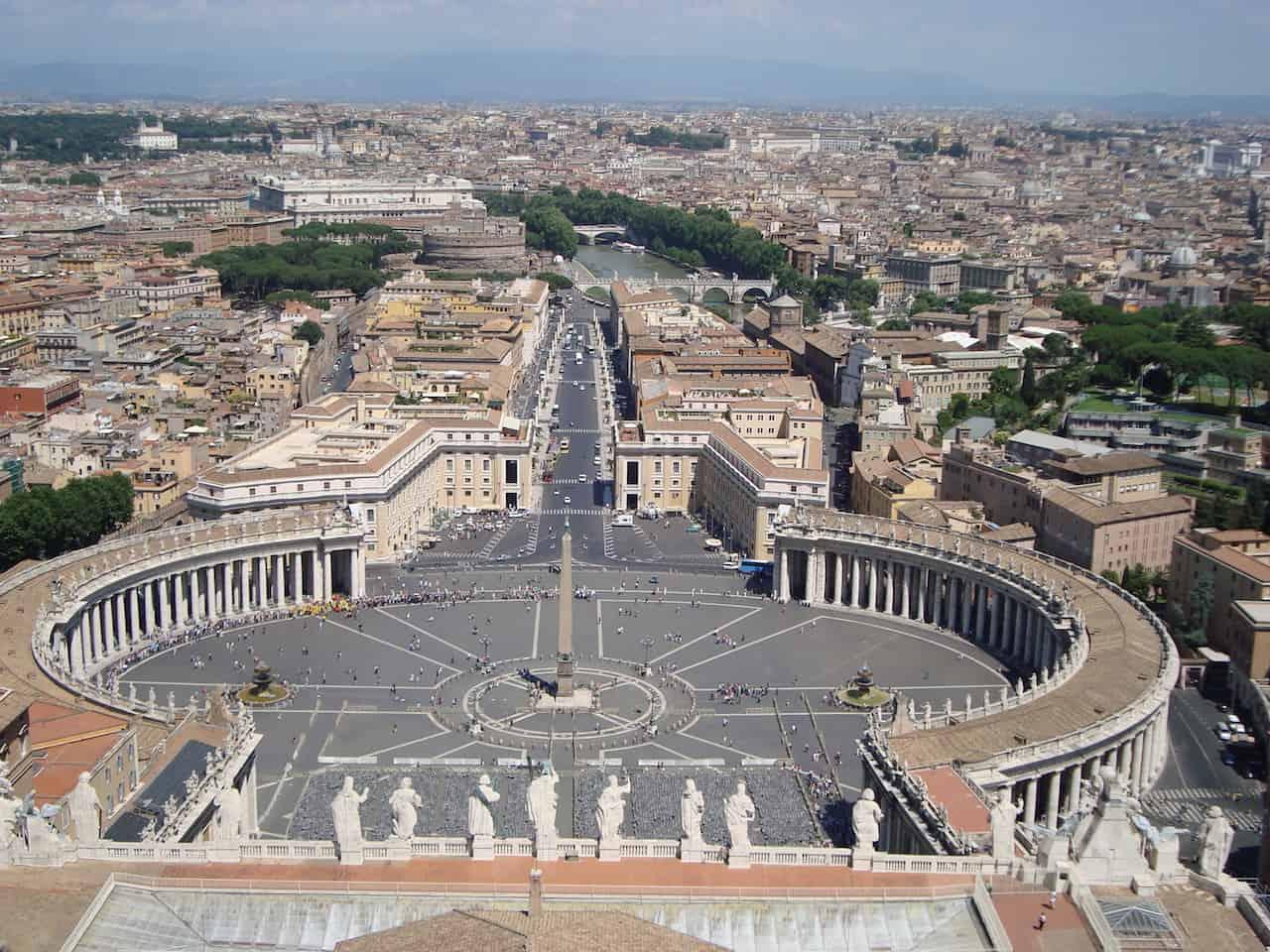 Roma - Grupo ZA 8