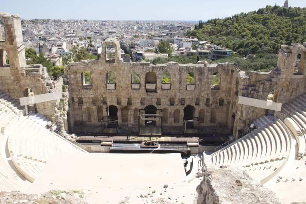 SuoViaggio Atene Acropoli 003