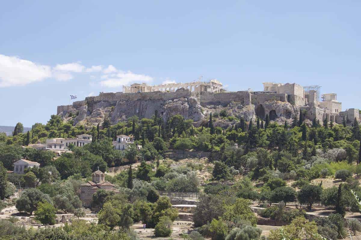 SuoViaggio Atene Acropoli 01