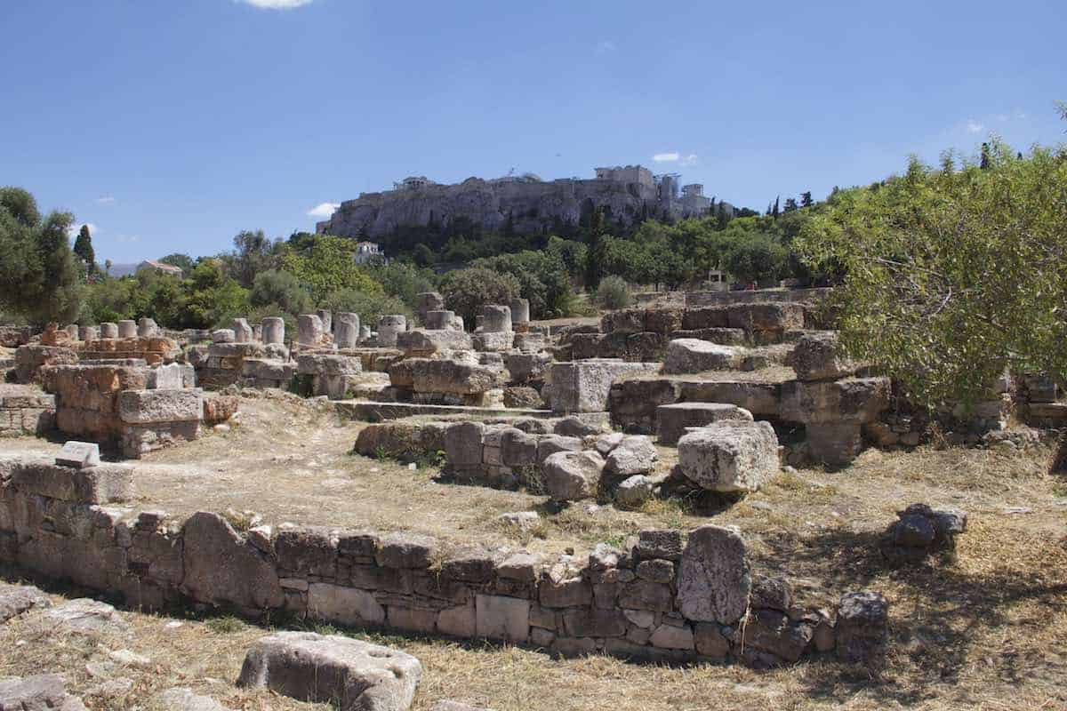 SuoViaggio Atene Agorà 40
