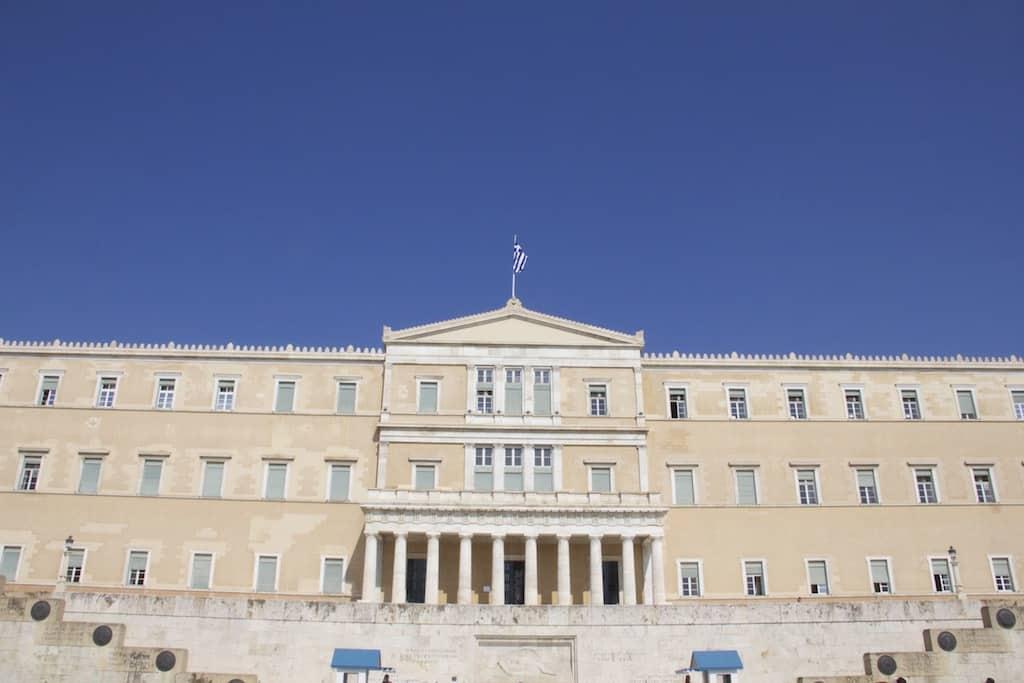 SuoViaggio Atene Parlamento 16