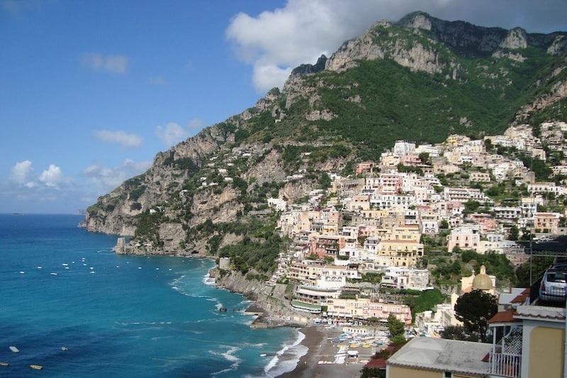 ZAffiro Viagens Costa Amalfitana Inicio